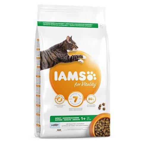 IAMS for Vitality Adult Ocean Fish