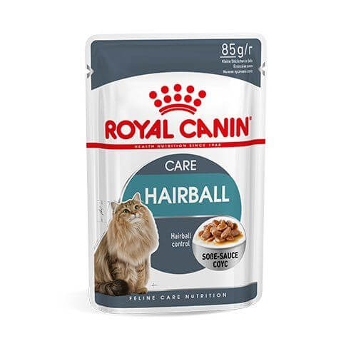 Royal Canin Hairball Sauce