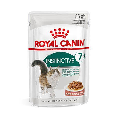 Royal Canin Cat Instinctive 7+ Sauce