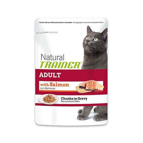 Trainer Natural Adult mit Lachs