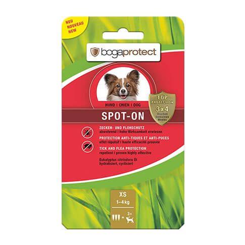 Bogacare® Antiparasit Spot-on XS
