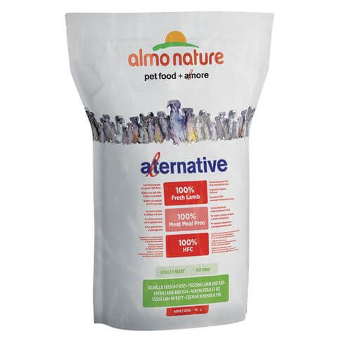 Almo Nature Alternative 150 M-L Lamm & Reis