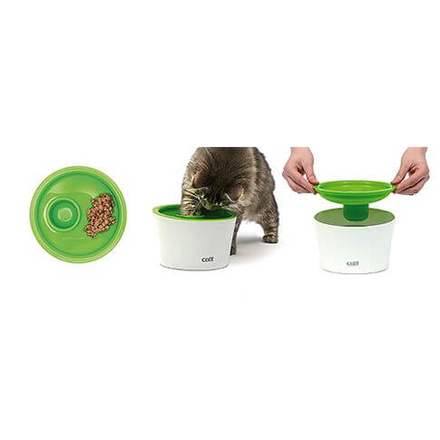 Catit Senses 2.0 Multi Feeder, 3 in 1