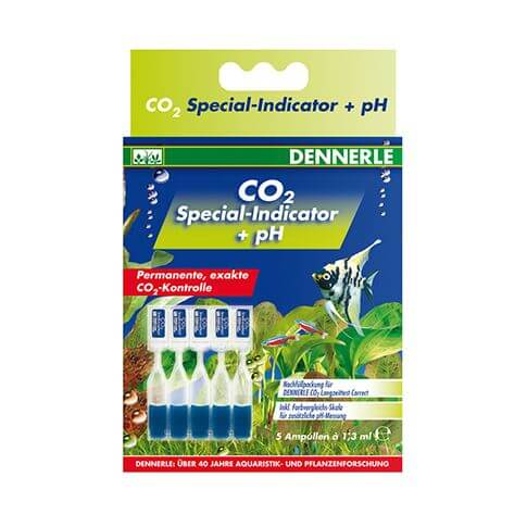 Dennerle CO2 Special Indikator + pH