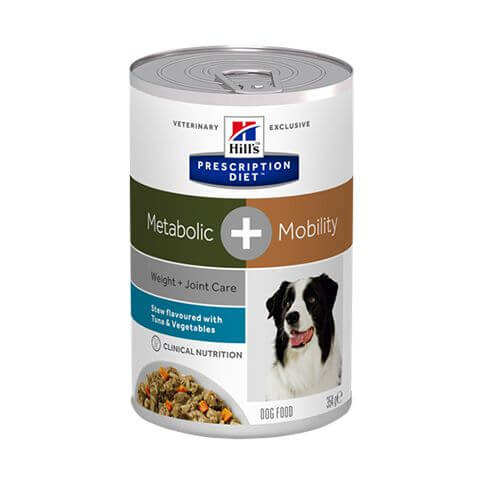 Hill's Canine Metabolic + Mobility Ragout Thunfisch