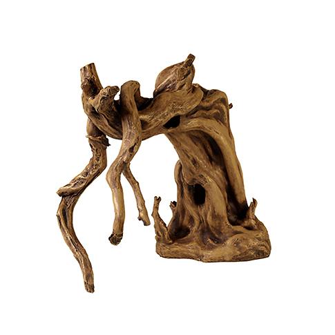 aquarium deko scraper root wurzel g nstig im online shop. Black Bedroom Furniture Sets. Home Design Ideas