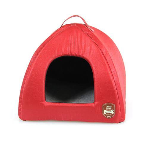 Katzenhöhle Peppino rot