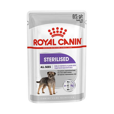 Royal Canin Dog Sterilised