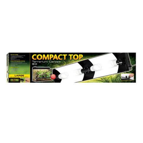 Exo Terra Compact Top Terrarienlampen-Abdeckung Large