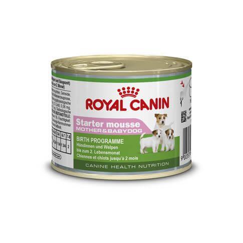 Royal Canin Dog Starter Mousse