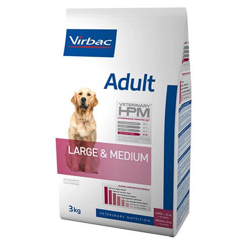 HPM Adult Dog Large & Medium
