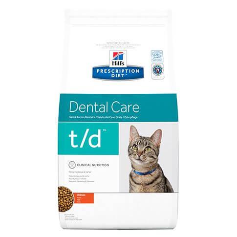 Feline t/d Zahn & Zahnfleisch