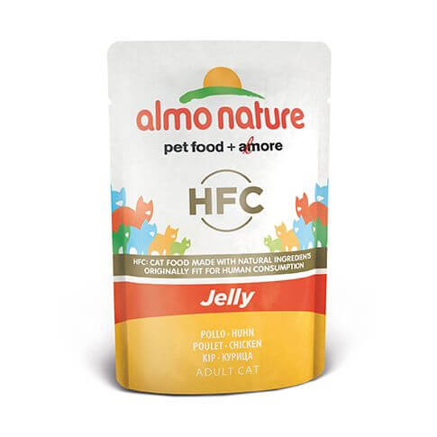 Almo Nature HFC Natural Huhn in Jelly