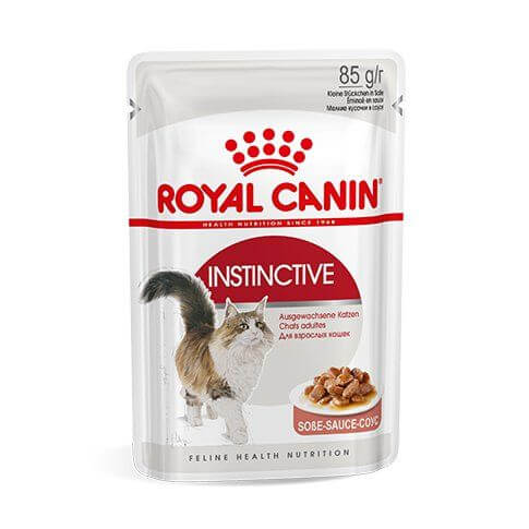 Royal Canin Cat Instinctive Sauce