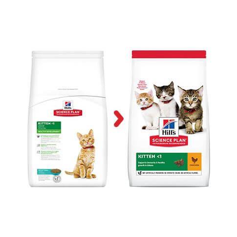 Hill's Feline Kitten Healthy Development Huhn
