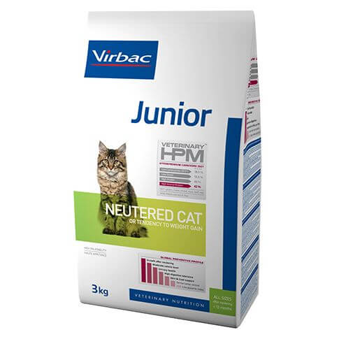 HPM Junior Cat Neutered
