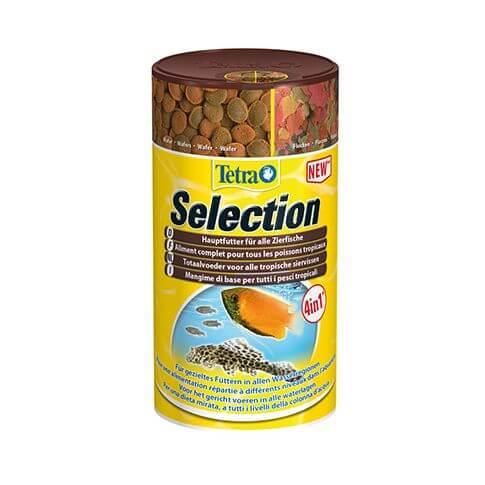 Tetra Selection