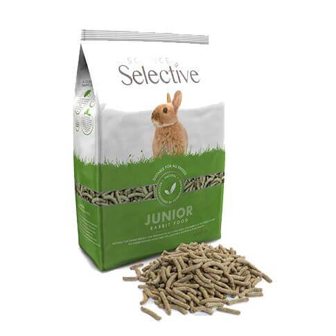 Rabbit Food Junior