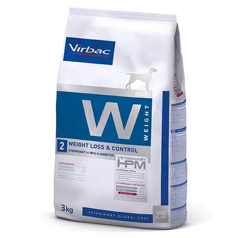 Virbac Veterinary HPM Dog Weight Loss & Control