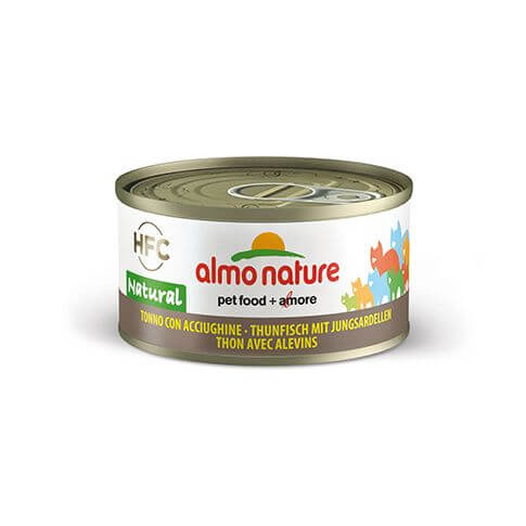Almo Nature HFC Natural Thunfisch & Jungsardinen
