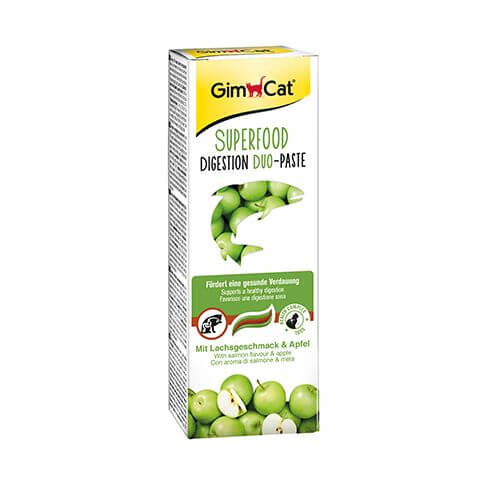 GimCat Superfood Digestion Duo-Paste