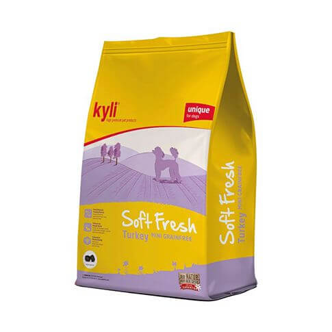 kyli Soft Fresh Turkey Mini