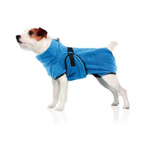 Hundebademantel Wety