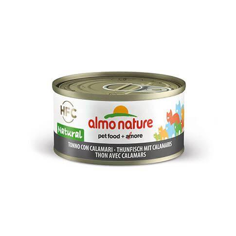 Almo Nature HFC Natural Thunfisch & Calamaris