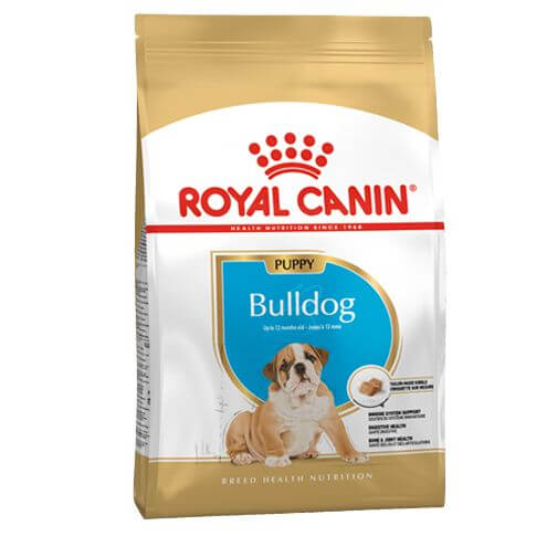 Royal Canin Dog Bulldog Puppy