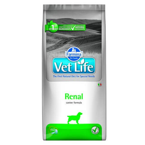 Dog Vet Life Adult Renal
