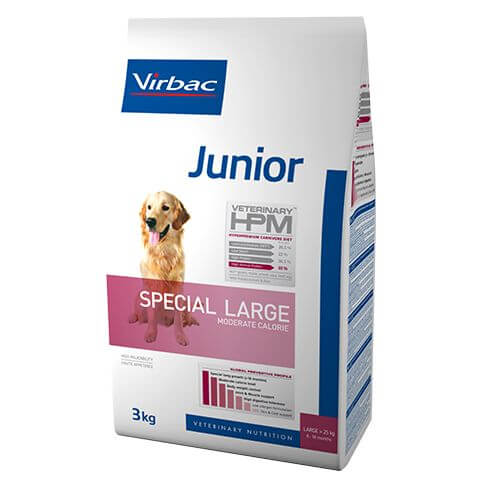 Virbac Veterinary HPM Junior Dog Special Large