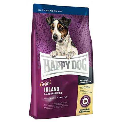 Happy Dog Supreme Mini Irland mit Lachs & Kaninchen