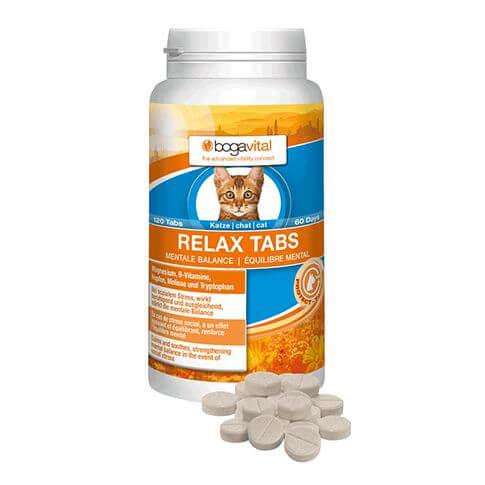 Bogavital® Relax Tabs Katze