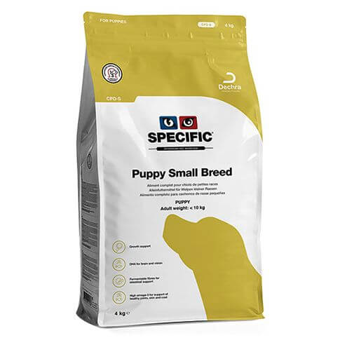 Specific Puppy Small Breed CPD-S