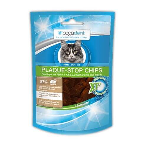 Bogadent® Plaque-Stop Chips Chicken Katze