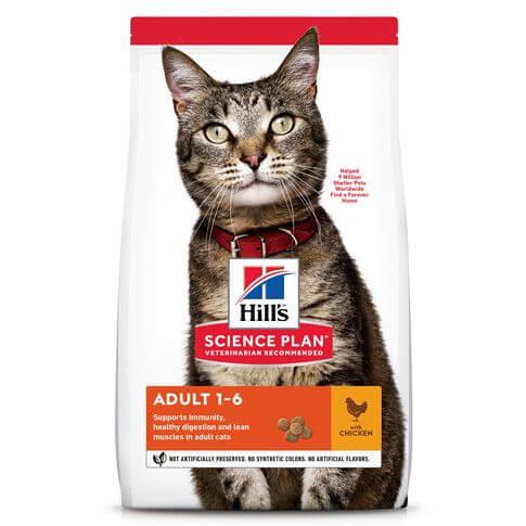 Hill's Science Plan Katze Adult Huhn