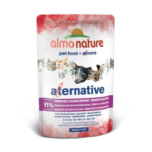 Almo Nature Alternative Indischer Ozean-Thun