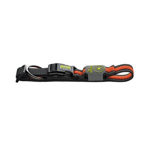 Hunter LED Leuchthalsband Manoa Glow, orange