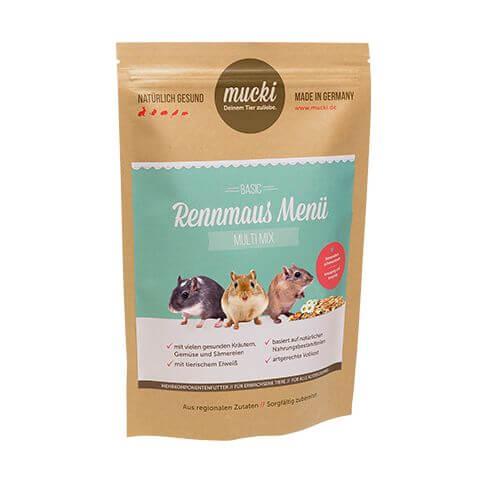 Mucki Rennmaus Menü Multi Mix