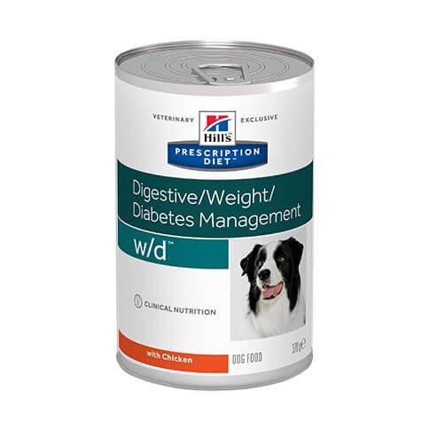 Canine w/d Gewichtserhaltung - Dosen