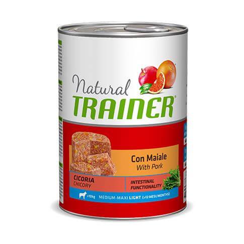 Trainer Natural Dog Light Medium&Maxi mit Schwein
