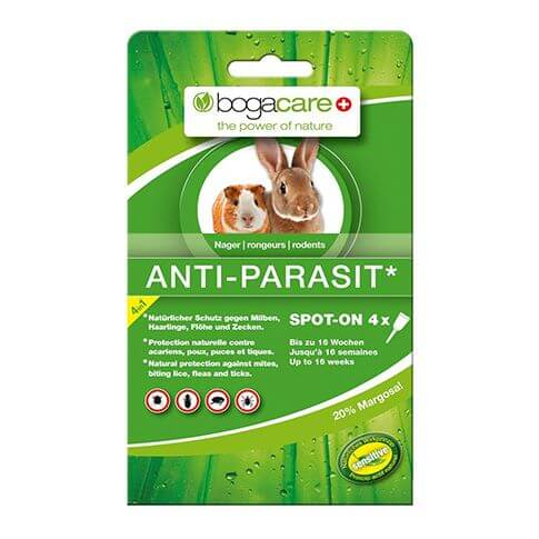 Bogacare® Anti-Parasit Spot-on Nager