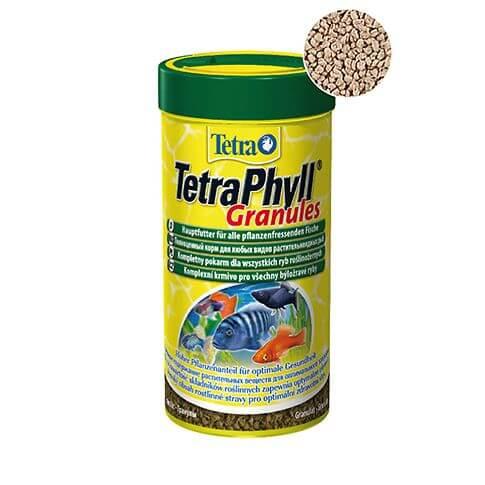 TetraPhyll Granulat 250ml