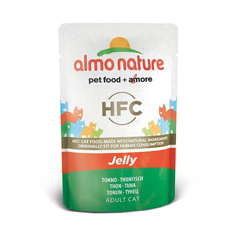 Almo Nature HFC Natural Thunfisch in Jelly