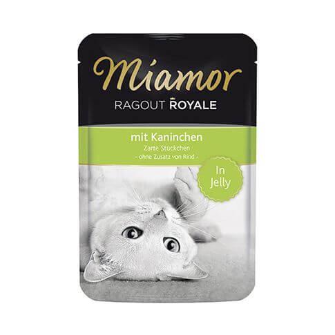 Miamor Ragout Royale mit Kaninchen