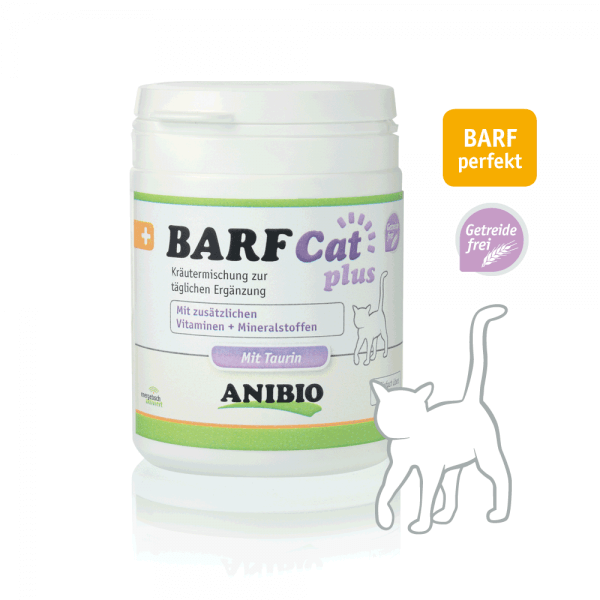 Anibio Barf Cat plus