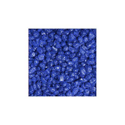 Amazonas Glitter Kies blau