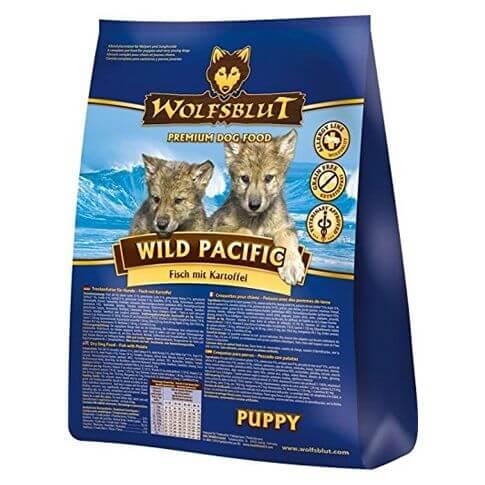 Wolfsblut Wild Pacific Puppy Seefisch & Kartoffel