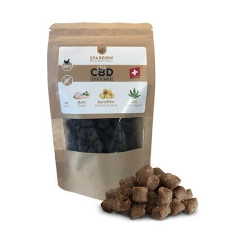 PetCBD Chicken Snacks