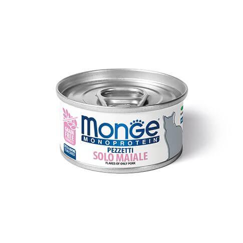 Monge Cat Wet Monoprotein Pork